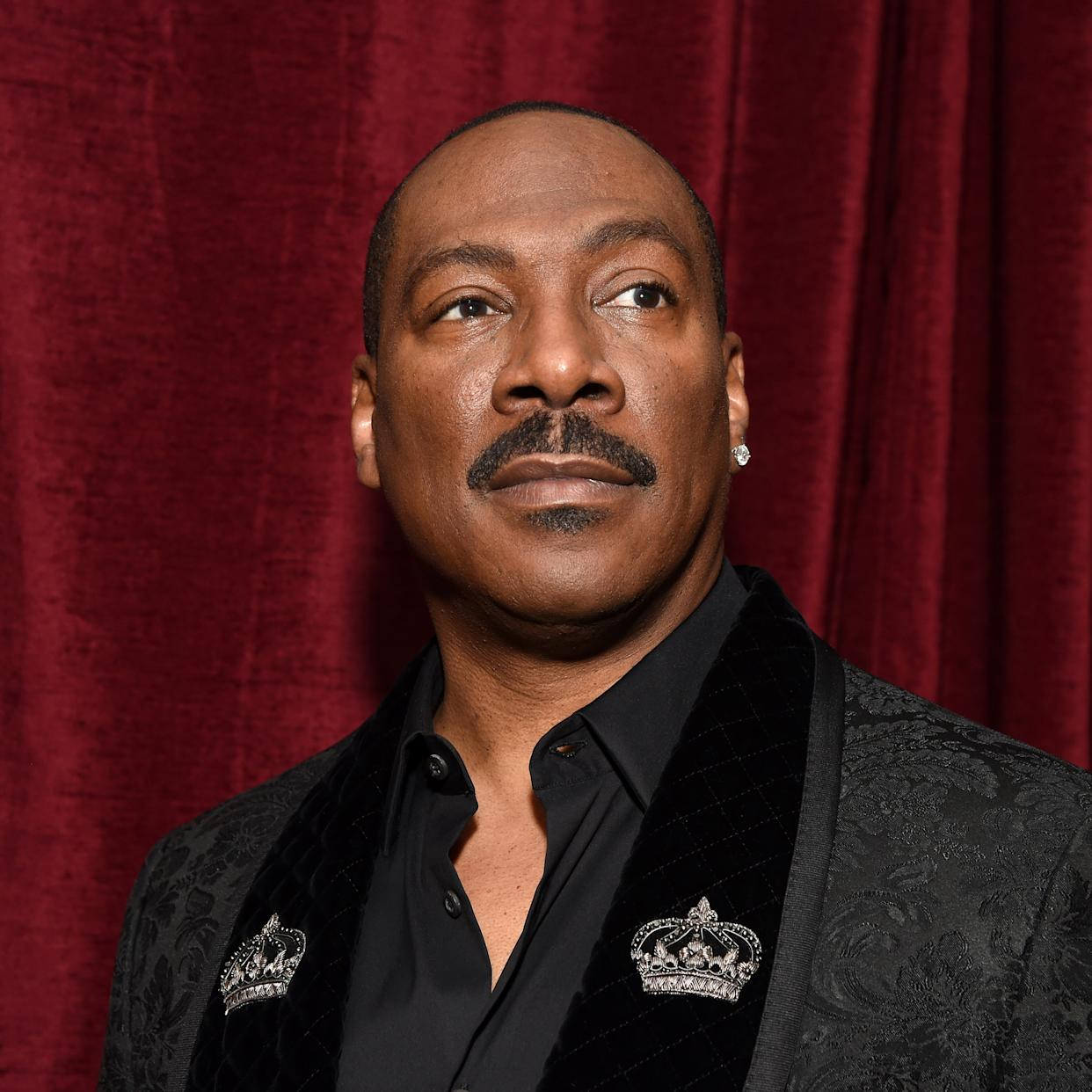 Eddie Murphy is reflecting on some of his most controversial jokes. (Photo: Michael Kovac/Getty Images for Niche Imports)