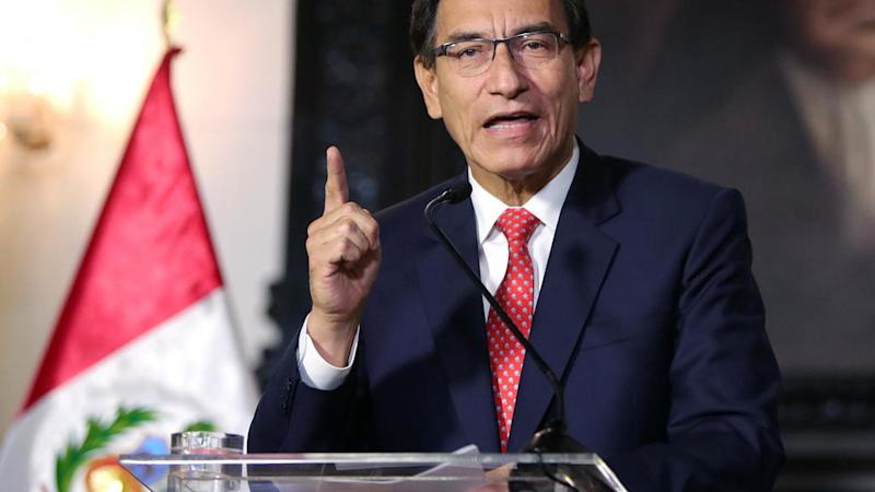 Peru to open impeachment proceedings against President Vizcarra