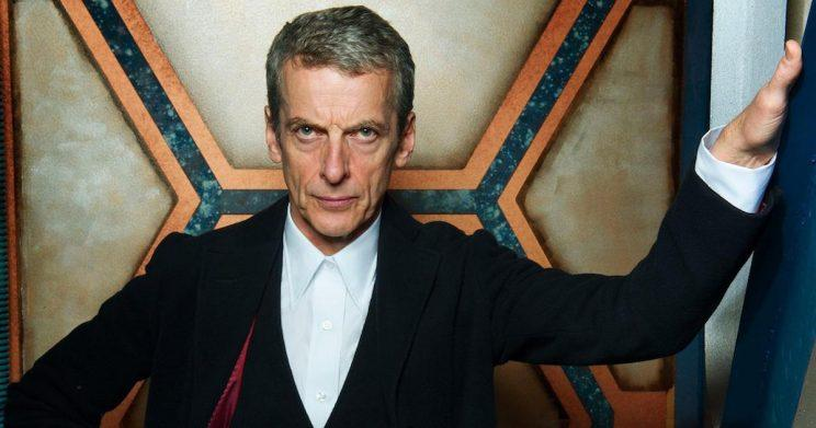 Peter Capaldi announced he will stand down as Doctor Who at the end of the year (Copyright: BBC)