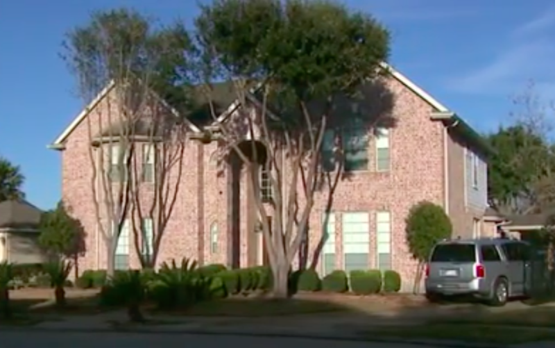 A Texas couple has been ordered to pay a Nigerian woman $121,000 in restitution after keeping her as a slave in this home, authorities said. (KDAF)