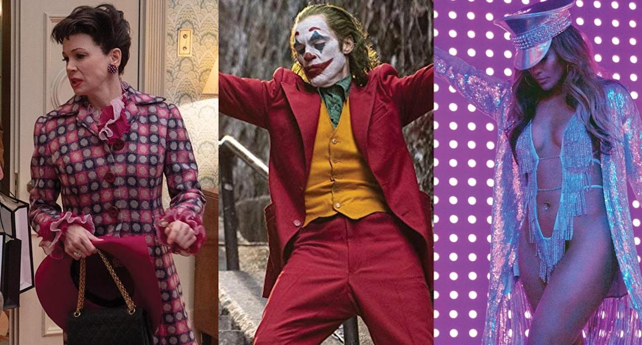 From 'Judy' and 'Joker' to J. Lo and Jamie Foxx: 13 early Oscar contenders to emerge out of festivals in Toronto, Telluride and Venice