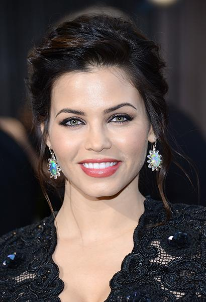 Jenna Dewan-Tatum - The pregnant star was absolutely glowing on the red carpet this evening, and it helped that she had some sparkle to help her out. Opal and diamonds are a particular favorite combo of ours.<br /><br />