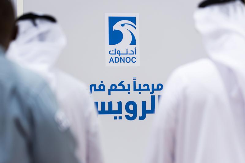Abu Dhabi Adnoc Acquires 10% Stake in Vitol Oil-Storage Unit