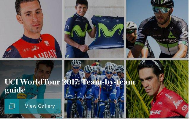 UCI WorldTour 2017: Team-by-team guide to the season