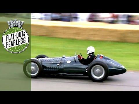 "<p>What's better than a 12-cylinder engine? A 16-cylinder engine, of course. Not many cars can make the 16-cylinder count claim to fame, but this BRM can. </p><p><a rel=""nofollow"" href=""https://www.youtube.com/watch?v=OmbG2d2r2-M"">See the original post on Youtube</a></p>"