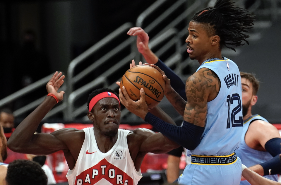 This dumb season can't end soon enough for the Raptors. (Getty)