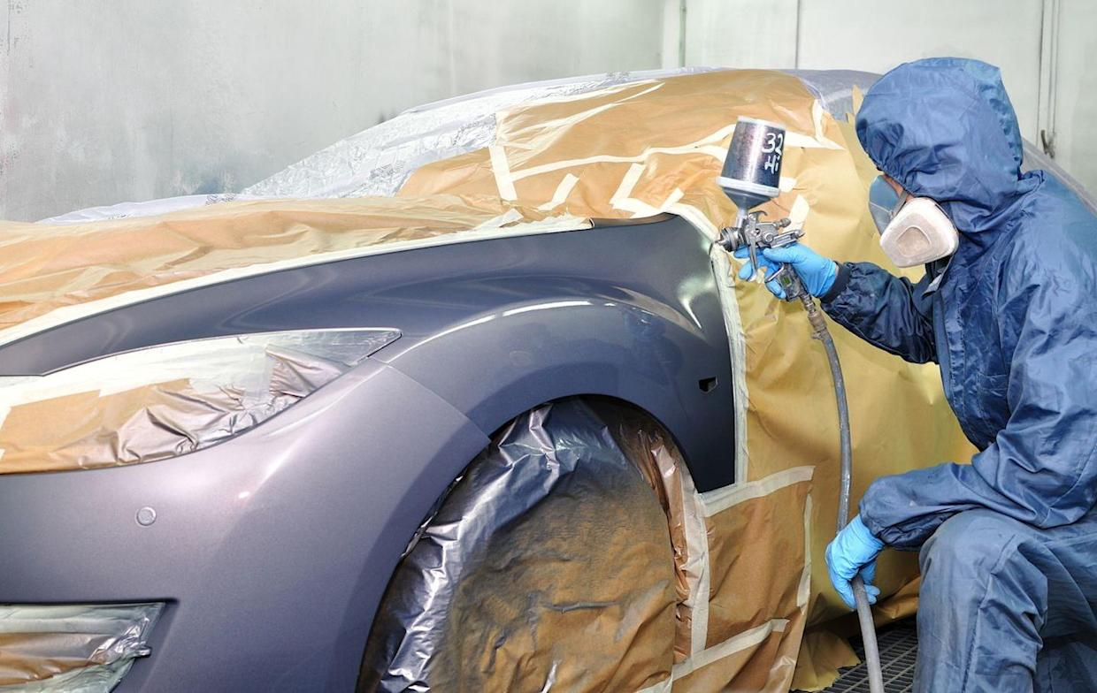 Cost To Paint A Car >> How Much Does It Cost To Paint A Car