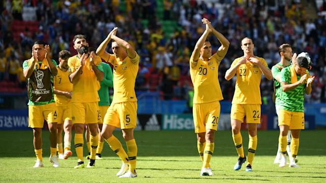 The green and gold again impressed in Russia but didn't get the result they were after
