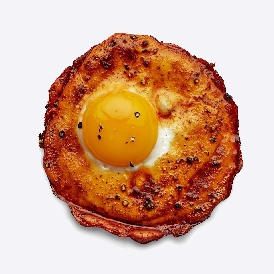 <p>Anyone who claims they know the right way to fry an egg is LYING. The truth is, there's a fried egg for any occasion and any mood. Here are five of our favorites:</p> <ol> <li><strong>If you're craving spice</strong>: A smart trick from the chefs at Canal House. Coat the bottom of a pan with olive oil and set over medium-high. When oil is warm, add ground or crushed spices—paprika, turmeric, black pepper—and crack in eggs. Spoon the infused oil over the whites, avoiding yolks, until cooked.</li> <li><strong>If you want toast but only have crumbs</strong>: Inspired by a famous Zuni Café dish. Toast fresh breadcrumbs (fine or coarse) in butter or oil over medium heat until golden brown, then make a shallow space for your egg and fry it until whites are opaque. Flip it over easy if you want, then drizzle with a tiny bit of white wine vinegar.</li> <li><strong>If you need something soft and gentle</strong>: Melt 1 Tbsp. unsalted butter over low heat. Crack in an egg, cover the pan, and wait for the white to set, the yolk to cloud over, and the butter to brown slightly, about 3 minutes. Slide egg and drippings onto a bowl of rice or noodles or atop avocado toast; drizzle with soy sauce if you like.</li> <li><strong>If you live on the edge</strong>: Add plenty of olive oil to a nonstick or cast-iron skillet, then heat over high until oil shimmers. Crack in an egg, reduce heat to medium-high, and stand back—the egg will sputter. Cook, basting the whites with the pooling oil, until whites are opaque and bottom is crisp and brown, 1–2 minutes.</li> <li><strong>If richness is what you seek</strong>: To make Ideas in Food's Caramelized Cream Eggs, pour a shallow layer of heavy cream into a nonstick skillet, then crack in as many eggs as will fit. Set the heat over medium-high and wait for the cream to sputter and boil. When the egg whites are nearly set and the cream has bubbled away, remove from heat and cover for 1 minute to finish cooking.</li> </ol>