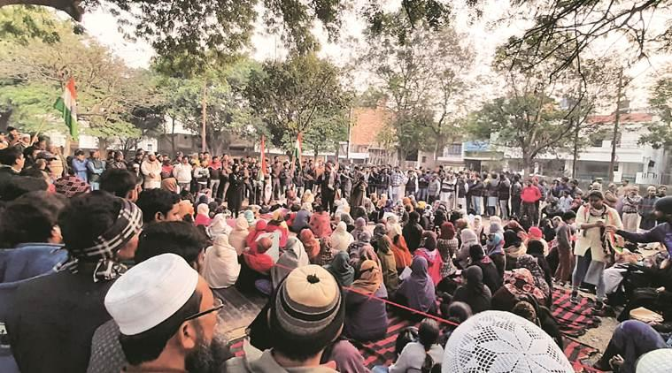 Citizenship Amendment Act, CAA protests, CAA protests UP, CAA protests Delhi, prayagraj caa protests, shaheen bagh women protests, India news, Indian Express
