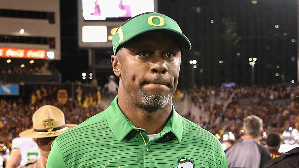 With Jimbo Fisher headed to Texas A&M, who are the best fits to become FSU's third coach since 1976? Oregon's Willie Taggart is interesting. (Getty)
