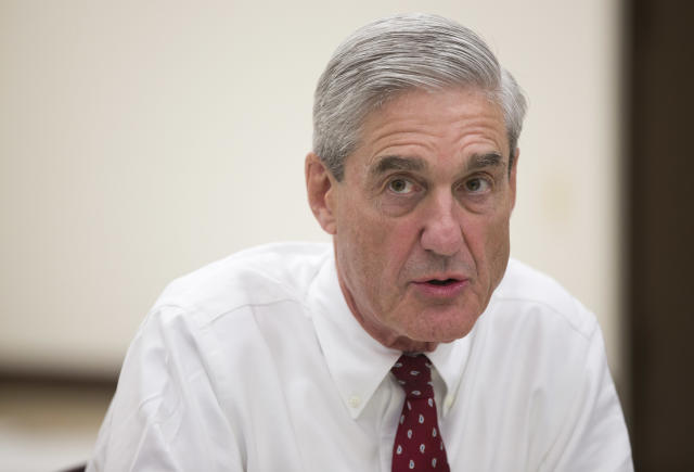 Special counsel Robert Mueller. (Photo: Evan Vucci/AP)