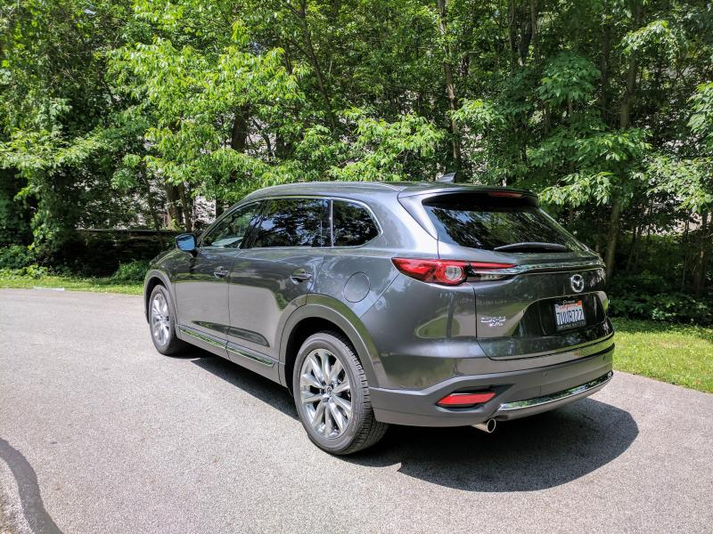 Mazda CX-9 review: Too many sacrifices in this three-row SUV
