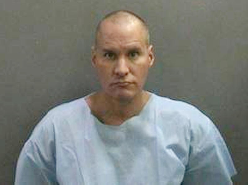 FILE - This booking photo provided by the Orange County Sheriff's Department on Sunday, Dec., 16, 2012, shows Marcos Gurrola after he was arrested for investigation of assault with a deadly weapon, Saturday, Dec. 15. A judge has ordered that Gurrola, charged with firing 54 shots outside a Newport Beach mall, be held without bail.   (AP Photo/Orange County Orange County Sheriff's Department Department, File)