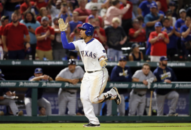 Is Carlos Gomez back in the circle of trust?