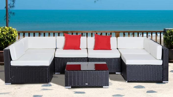 Add more to your deck or outdoor area thanks to this sale.