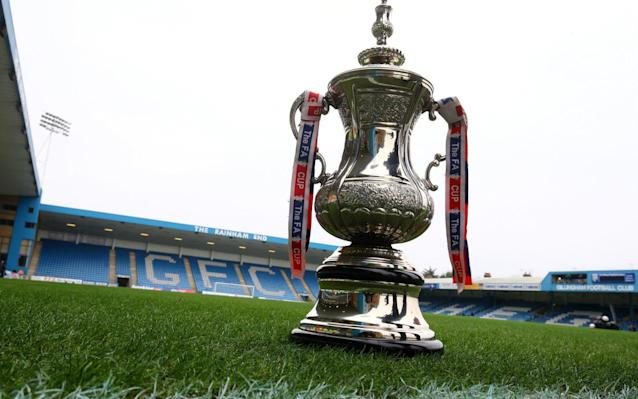 Forty-seven clubs from the Football League are in the draw, along with 32 non-league sides - PA