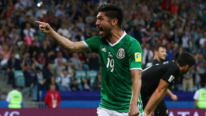 Mexico's Salcedo ruled out of Confederations Cup