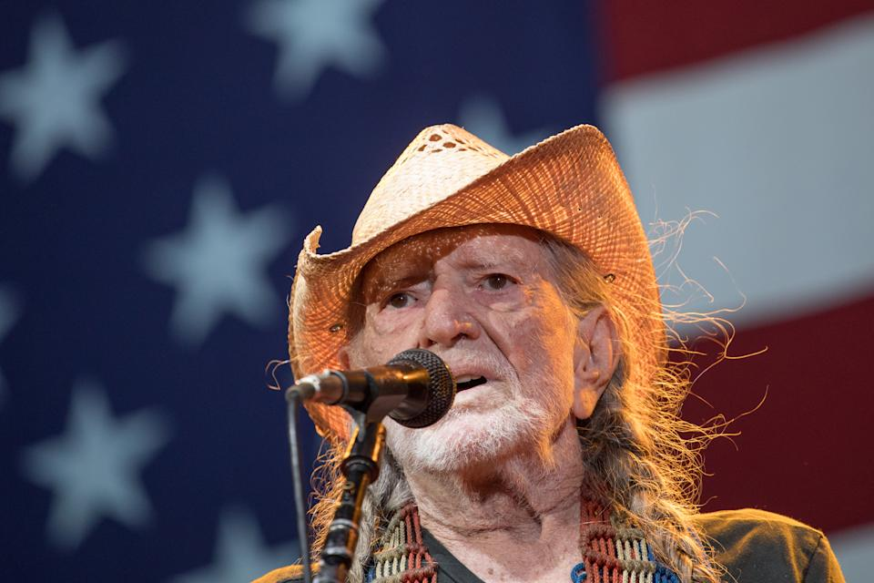 Willie Nelson says staying active is crucial to his longevity. (Photo: Rick Kern/WireImage for Shock Ink)