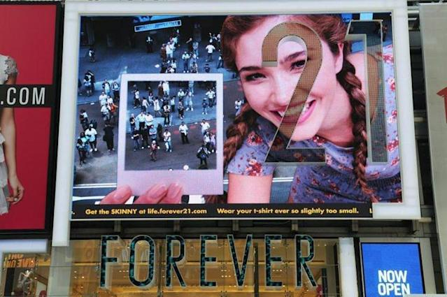 <p><strong>Top shopping websites</strong><br>No. 5: Forever 21<br>2 per cent of teens<br>(Canadian Press) </p>