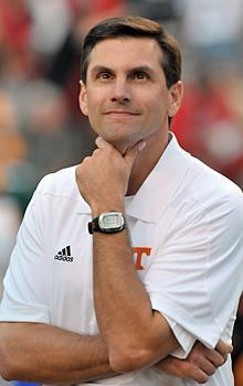 Derek Dooley assembled a strong crop of recruits but it will mean nothing if he can't turn the Vols around this season