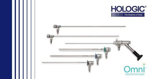 Hologic Receives CE Mark for Three-in-One Omni Hysteroscope in Europe