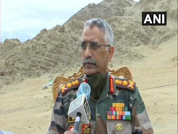 Chief of Army Staff General MM Naravane (File Photo/ANI)