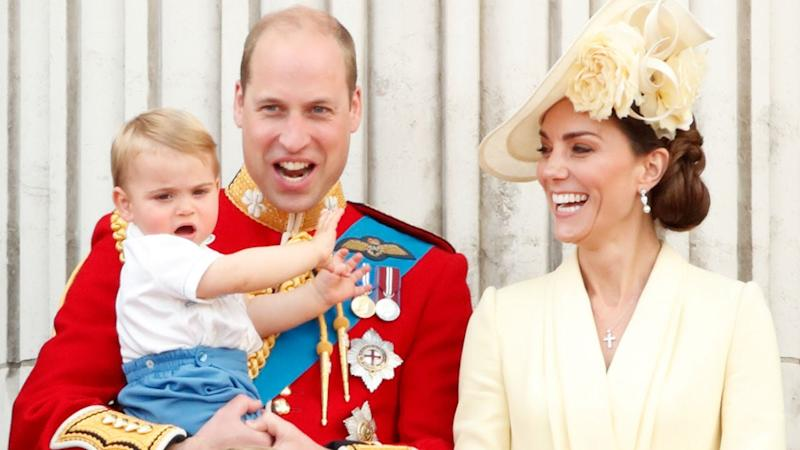 Prince William Shares Heartwarming New Pic With His Children for Christmas