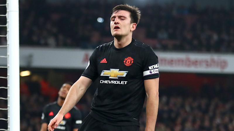Maguire out with Rashford named captain, City leave Aguero & Jesus on the bench