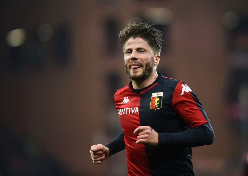 Second Genoa player tests positive for COVID-19