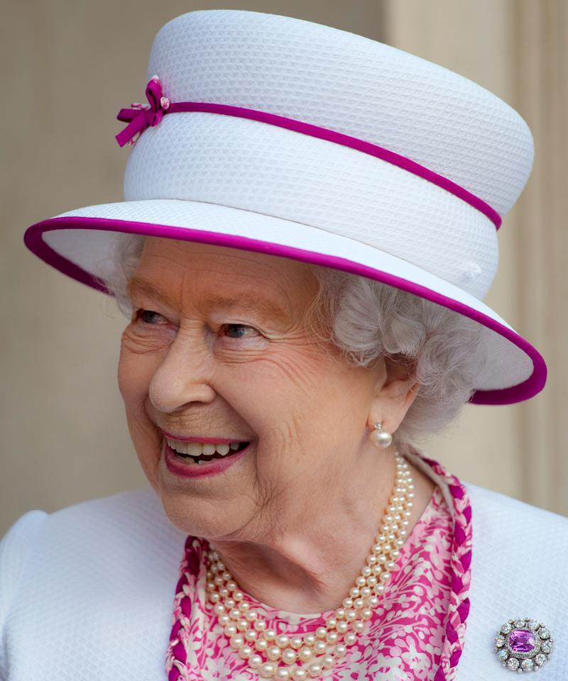 Buckingham Palace Releases A Sweet New Portrait Of Queen