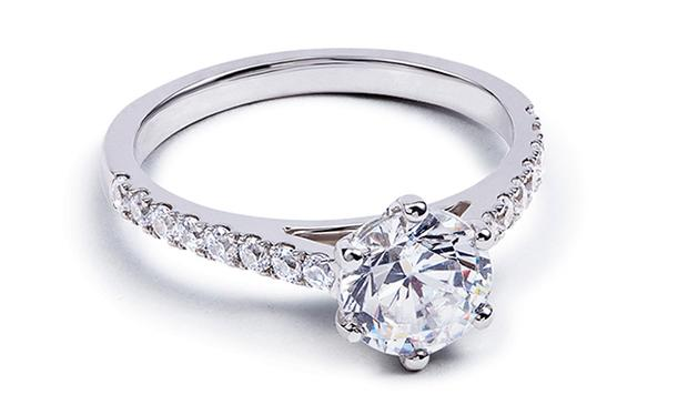 A potential engagement ring for Meghan Markle.