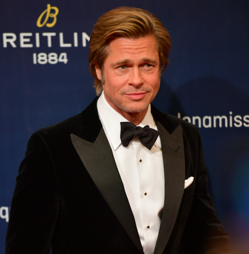Brad Pitt & Charlize Theron Are Not Dating, Despite Reports