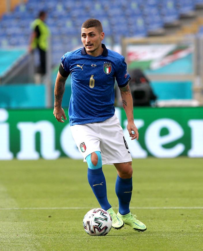 Euro 2020 matchday 29: Marco Verratti expecting epic final against England