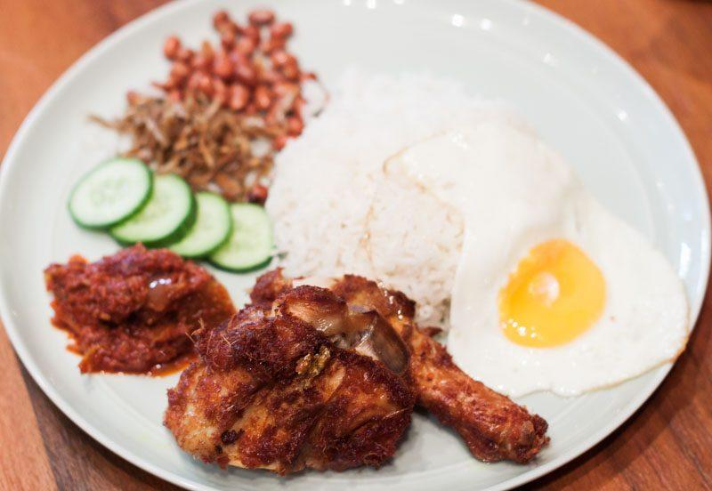 the coconut club nasi lemak