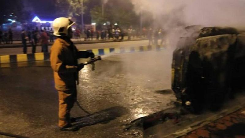 Malaysia: Violence Erupted Over Relocation of Hindu Temple Sri Maha Mariamman; Police Arrest 21 People