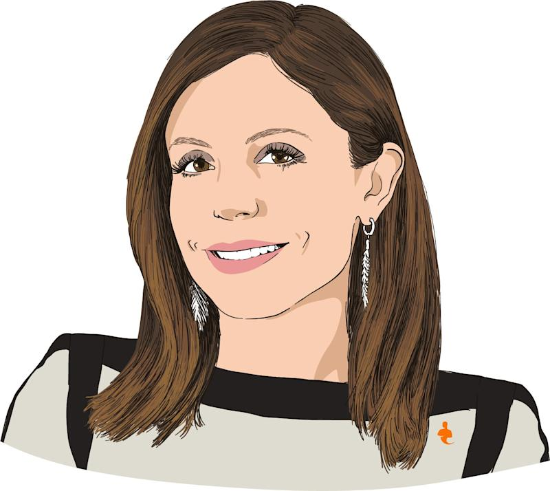 Bethenny Frankel, founder of the Skinnygirl