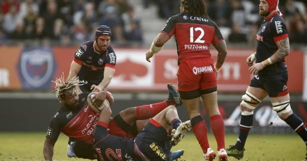 Rugby - Top 14 - Top 14 (21e journée) : Grenoble s'arrache face à Toulon