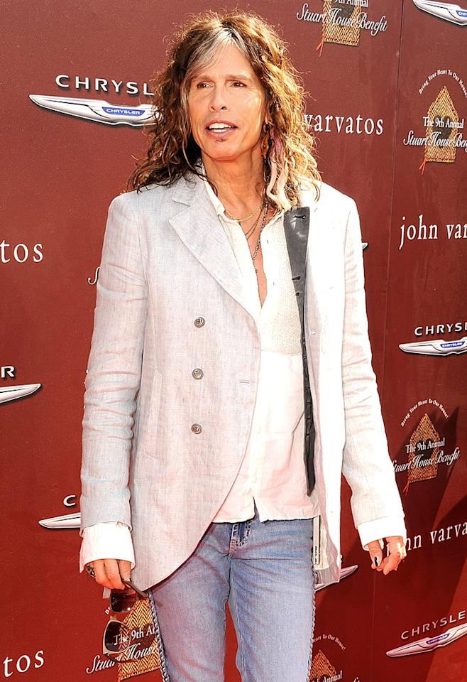 Steven Tyler turns 64 on March 26.