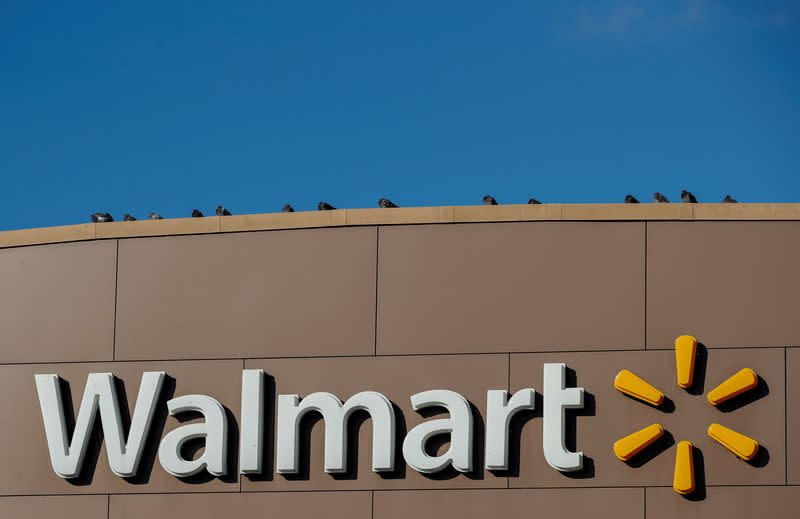 Walmart temporarily limits 'non-business critical travel' to China