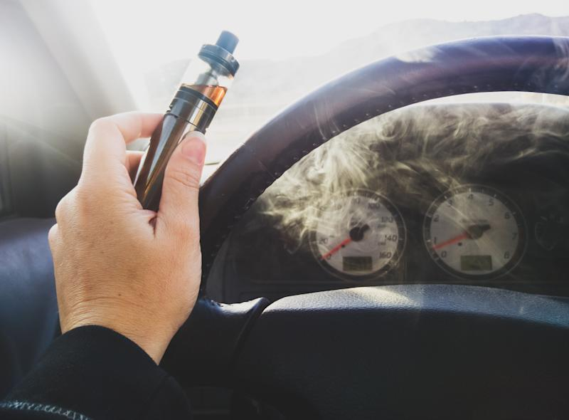 first person to die from vaping