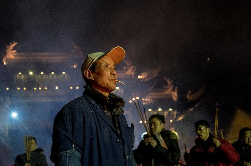 Smoking remains hugely popular in China despite government attempts to curb it