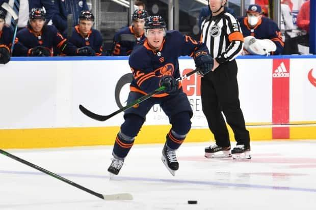 Tyson Barrie has added a dimension on the blue-line that the Oilers have lacked for years.   (Andy Devlin/Getty Images - image credit)