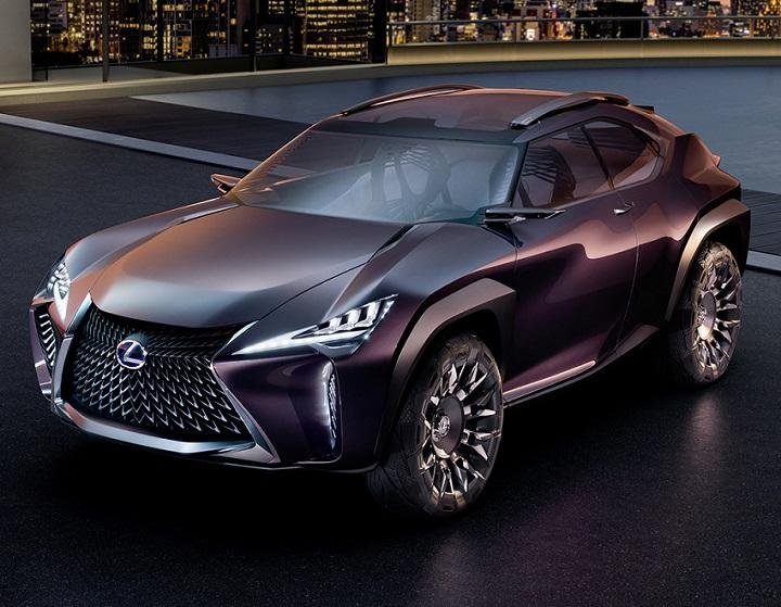Lexus UX Concept photo
