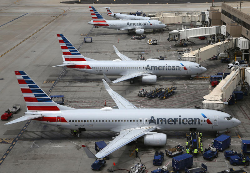 American Airlines Labor