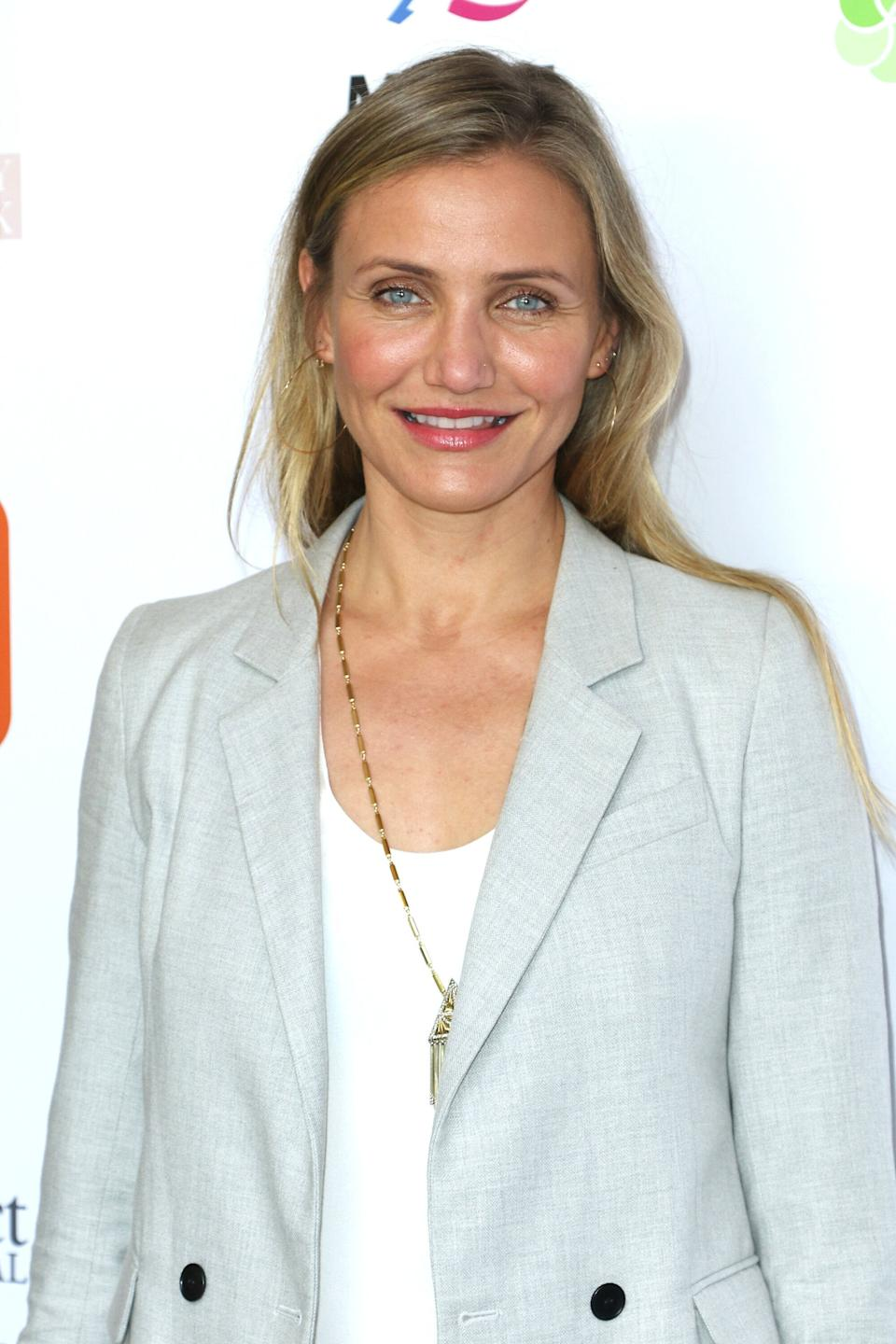 Cameron Diaz (Photo: SIPA USA/PA Images)