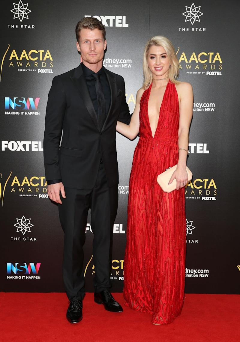 Richie and Alex have called time on their relationship after months of speculation that the pair had split. Source: Getty