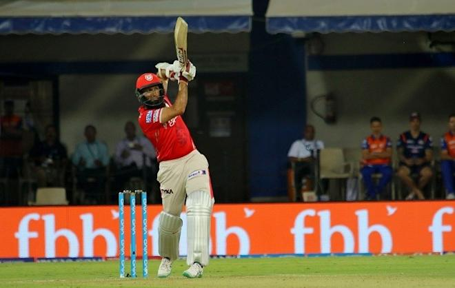 Hashim Amla, Kings XI Punjab, Mumbai Indians, hundred, IPL 2017