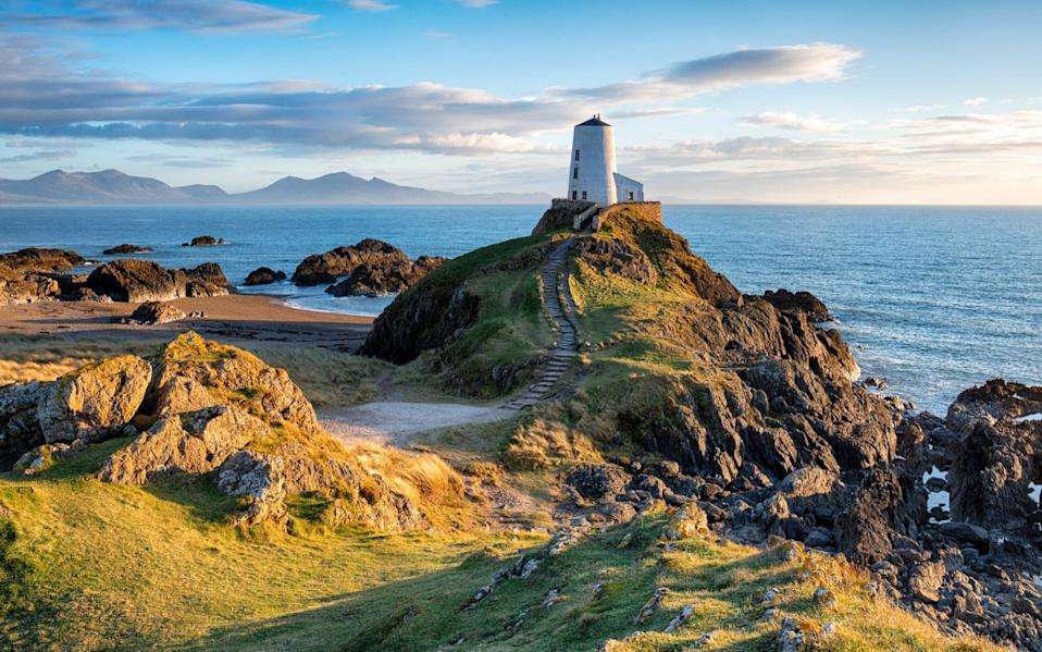 To the lighthouse: Llanddwyn, a favourite haunt of Prince William - Helen Hotson