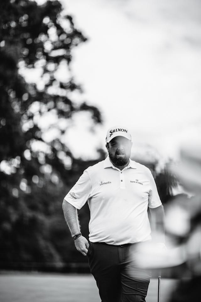 "<h1 class=""title"">Shane Lowry</h1> <div class=""caption""> MEDINAH, IL: Shane Lowry during practice prior to the BMW Championship on August 13, 2019 at Medinah Country Club in Medinah, Illinois.(Photo by Nick Laham) </div> <cite class=""credit"">Nick Laham</cite>"